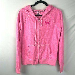 Victoria's Secret PINK Hooded Sweatshirt Size Smal